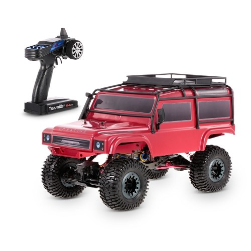 ZD Racing 08422 1-8 2.4G 2CH 4WD RC Rock Crawler Off-Road Climbing Buggy Car