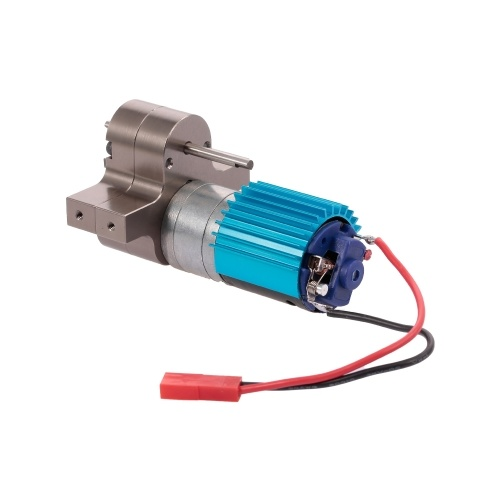 370 Replaceable Carbon Brush Motor with Metal Gear Box