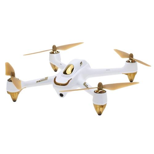 Hubsan H501S Pro X4 5.8G FPV Brushless Drone w / 1080P Appareil photo 10 canaux Télécommande GPS Quadcopter