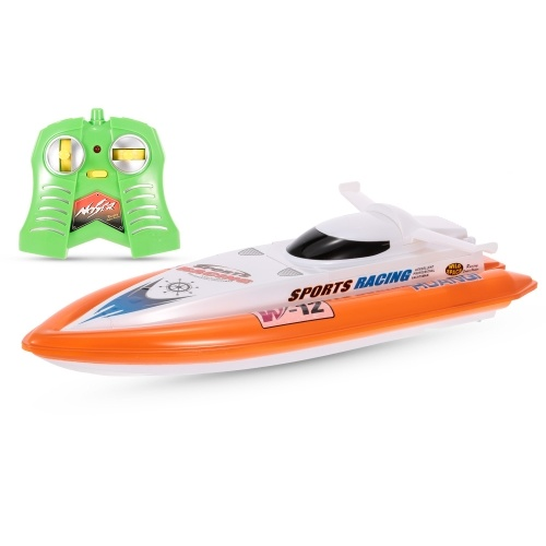 HUANQI 951B 2,4 GHz 2CH High Speed ​​RC Boat RTR RC Toy Kids Gift