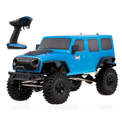 RGT 86100 1/10 2.4G 4WD RC Rock Crawler Off-road Monster Truck Climbing Car Kids Toy for Boys