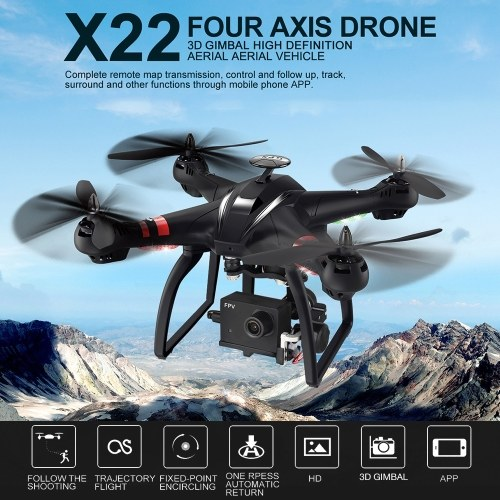 BAYANGTOYS X22 Double GPS RC ...