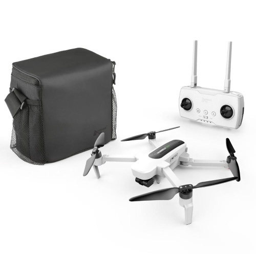 Hubsan H117S Zino 1KM GPS 5G WiFi FPV 4K UHD Camera RC Drone with Storage Bag Car Charger 2 Battery Spare Propeller