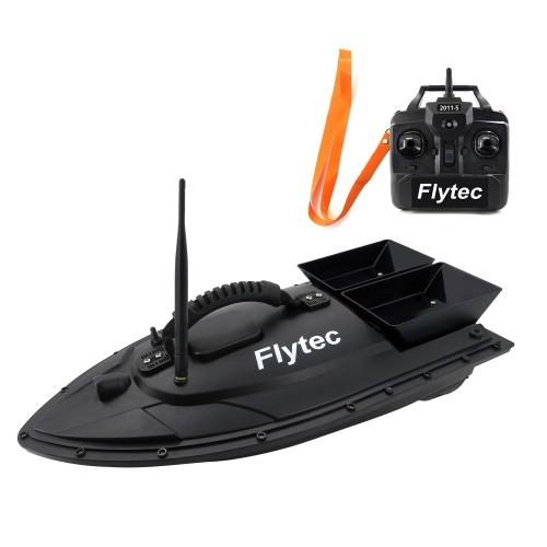 Flytec 2011-5 Fish Finder 1.5kg carregando barco de isca de pesca de controle remoto