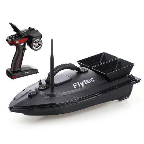 Flytec V500 RC Esca da pesca Barca RC Boat Fish Finder 1.5kg Caricamento 500M Telecomando doppio motore Luce notturna