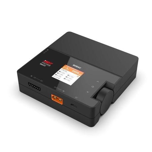 ISDT 608AC AC 50W / DC 200W 8A Smart Balance Cargador de batería para LiFe Lilon LiPo LiHv (1-6S) Pb (1-12S) NiMH (1-16S) Batería