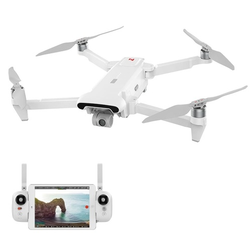 FIMI X8 SE GPS RC Drone 4K Camera 3-axis Gimbal Quadcopter RTF