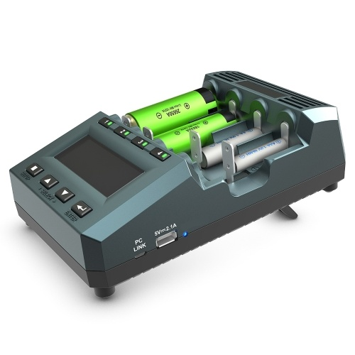 Smart Battery Charger for NiZn Lithium-Ion LiIo4.35 LiFePO4 Battery