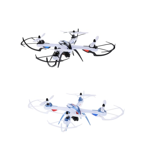 JJRC H16-5D X6 Professional Version 2.4G 4CH Digital à 6 axes Gyro RC Quadcopter RTF Drone avec fonction Hyper IOC et caméra grand angle 5.0MP