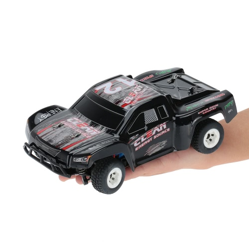 Original WLtoys A232 1/24 2.4G Electric Brushed 4WD RTR RC Car Short Truck
