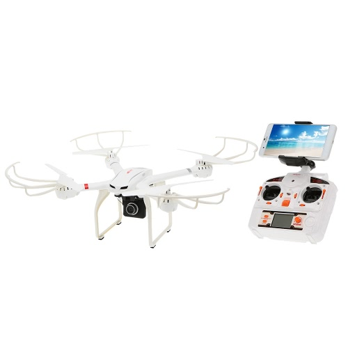 Original MJX X101 2.4G 4CH 6 Axis Gyro Wifi FPV RC Quadcopter with MJX C4008 720P Aerial Camera Components
