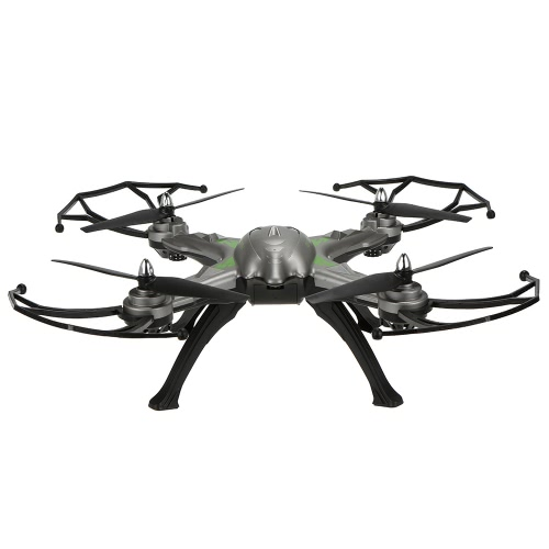 Original JJRC H25 2.4GHz 4CH 6 axes Gyro RC Quadcopter avec une touche Retour Mode FC 360 ° Eversion Fonction
