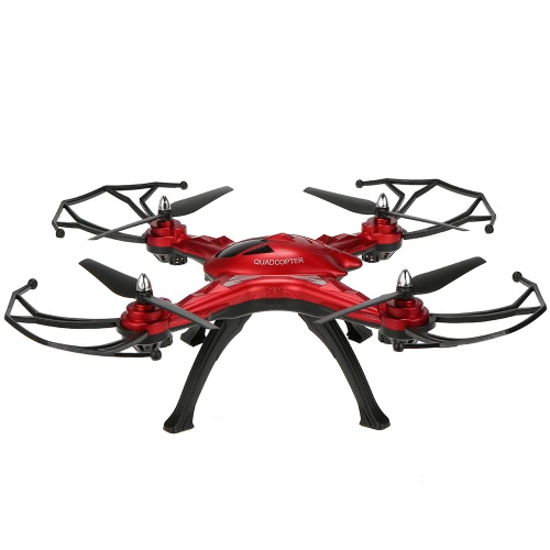 Originale JJRC H25 2.4GHz 4CH 6 assi giroscopio RC Quadcopter con una chiave Return CF modalità 360° eversione Function