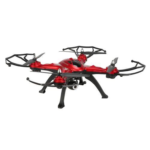 Оригинальный JJRC H25G 5.8G FPV 2.4GHz 4CH 6-осевой гироскоп 2.0MP HD-камера RC Quadcopter с одним ключом Возврат CF-режим 360 ° Функция перевертывания