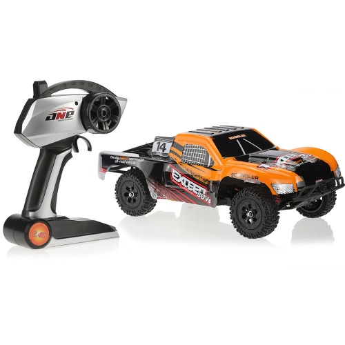 Original SUBOTECH BG1507 1/12 RC Car 2.4G 2CH 4WD High Speed Racing RTR Short Course Truck