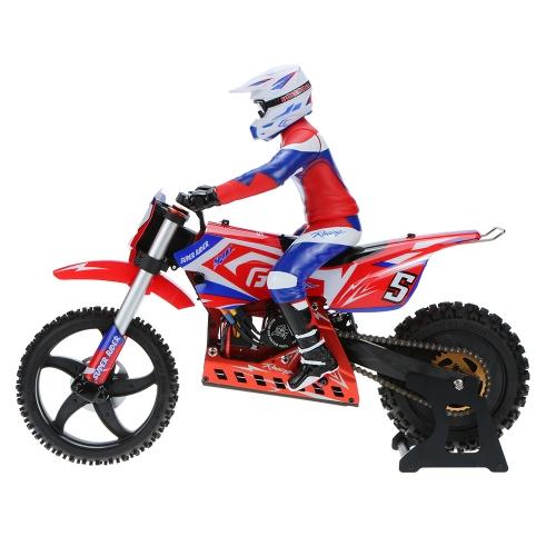 Originale SKYRC SR5 1/4 Scala Dirt Bike Super Stabilizzante elettrico RC Motocicletta Brushless RTR RC Giocattoli