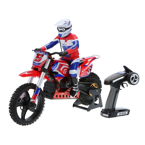 Original SKYRC SR5 1/4 Scale Dirt Bike Super Stabilizing Electric RC Motorcycle Brushless RTR RC Toys