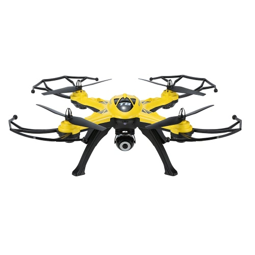 Original GoolRC T8C 2.4GHz 4CH 6 eixos Gyro 2.0MP Câmera HD RC Quadcopter com uma chave Return CF Mode 360 ° Eversion Function