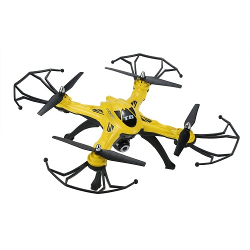 Original GoolRC T8C 2.4GHz 4CH 6-axis Gyro 2.0MP HD Camera RC Quadcopter with One Key Return CF Mode 360° Eversion Function