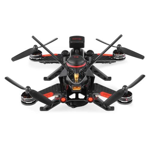Оригинальный Walkera Runner 250 PRO 800TVL 5.8G FPV Racing Drone RC Quadcopter с GPS / GLONASS OSD DEVO 7 Transmitter