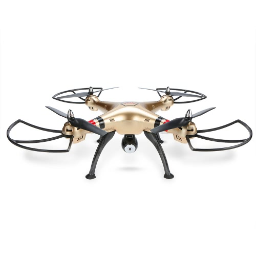 Syma X8HC 2.0MP HD Kamera Quadcopter z trybem Hold i Headless