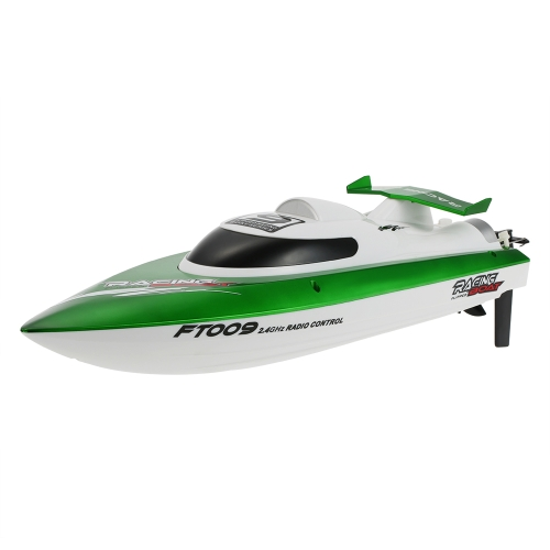FEI LUN FT009 2.4G 4CH Water Cooling System Self-righting 30km/h High Speed Racing RC Boat