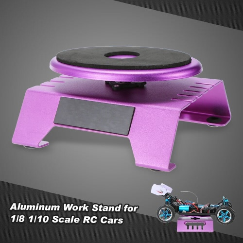 Aluminum Work Stand for 1/8 1/10 Scale RC Cars