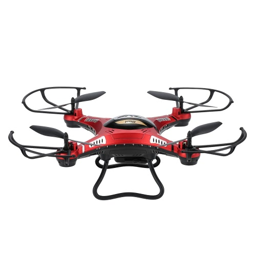 JJRC H8DH 2.4G 4CH 6-axis Gyro 5.8G FPV 2.0MP Camera RTF RC Quadcopter with 3D-flip Set-height Mode Function