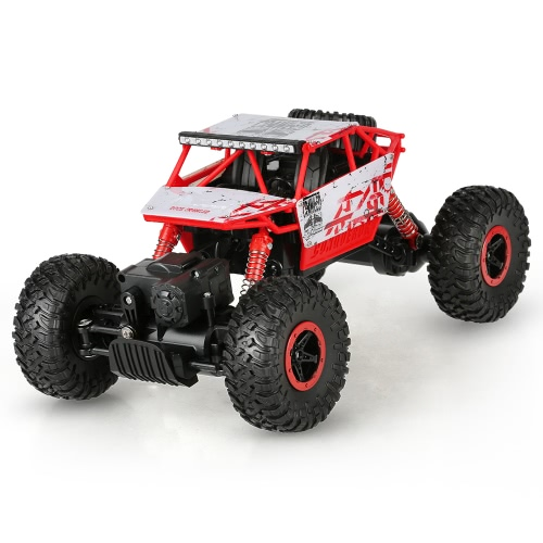 Original HB-P1801 a 2.4GHz 4WD 1/18 della scala Rock Crawler RC auto