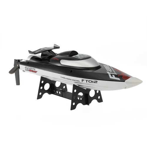 Oryginalny Feilun FT012 2.4G bezszczotkowy 45 km / h High Speed ​​RC Racing Boat