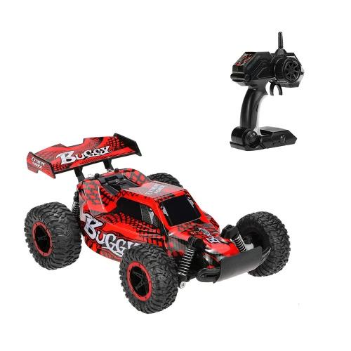 Originale È JIE TOYS UJ99-2610B 1/18 2.4G 2CH 2WD elettrico Slayer Racing Speed Buggy Car Radio Control