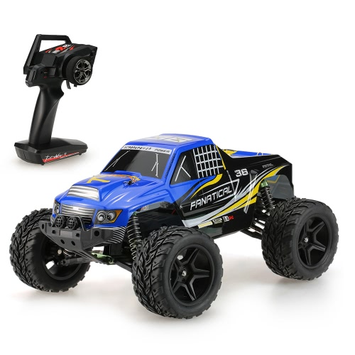 Original WLtoys A323 2.4GHz 2WD 1/12 35km/h Brushed Electric RTR Monster Truck RC Car