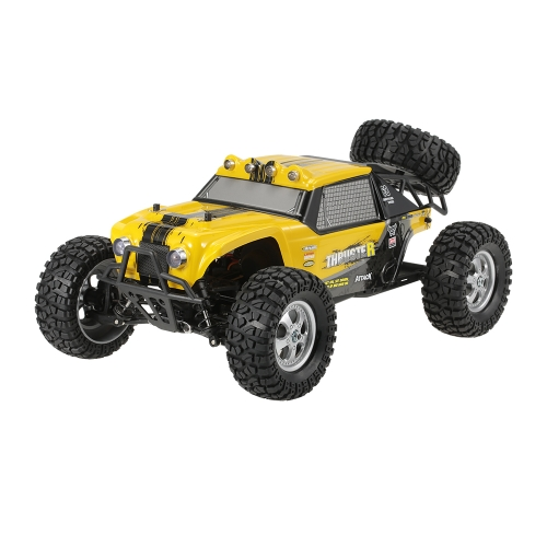 HBX 12889 1/12 2.4G 4WD Two Speed Transmission Truck Off-Road Buggy RTR RC Car with LED Lights