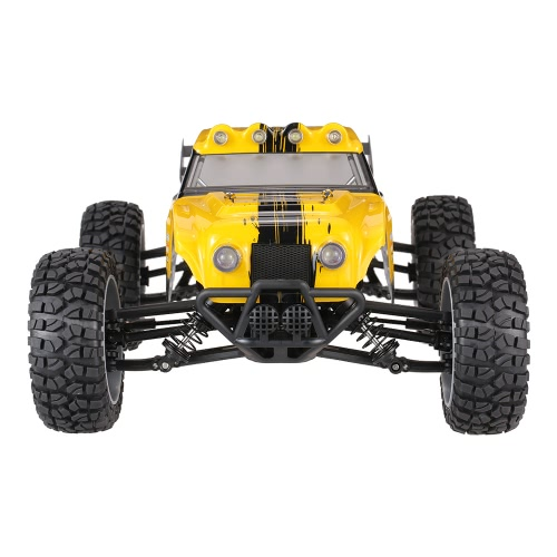 HBX 12891 1-12 2.4G 4WD Waterproof Desert Truck Off-Road Buggy RTR RC Car with LED Lights