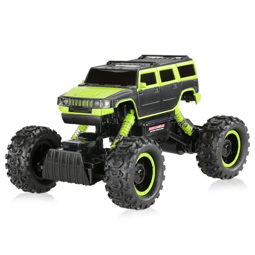 HB-P1403 2.4G 1:14 Scale 2CH 4WD Electric RTR Rock Crawler Off-road RC Car with LED Light