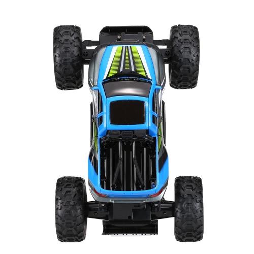 Original-HB-p1402 2.4G Maßstab 1:14 2CH 4WD Elektro RTR Rock Crawler Off-Road RC Car mit LED-Licht