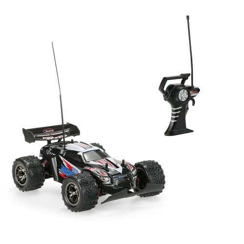 5518C-1 27MHz 1/16 4WD RTR 18km/h High Speed Racing Off-road RC Car