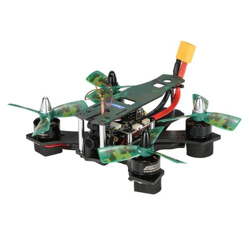 Original JJRC JJPRO P130 Battler 130mm 800TVL Camera 5.8G FPV Micro Racing Drone Quadcopter Based on CC3D Flight Controller ARF