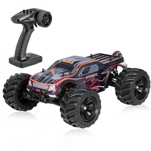 Original JLB Racing 11101 10.01 2.4G 4WD Elektro Brushless 90km / h Highspeed-Off-Road-Monster Truck RTR RC Car