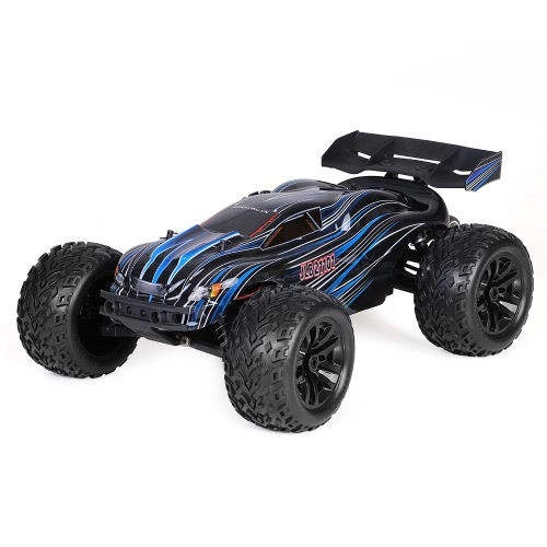 Original JLB Racing 21101 1/10 2.4G 4WD Electric Brushless 80km/h High Speed Off-road Truggy Monster Truck RTR RC Car