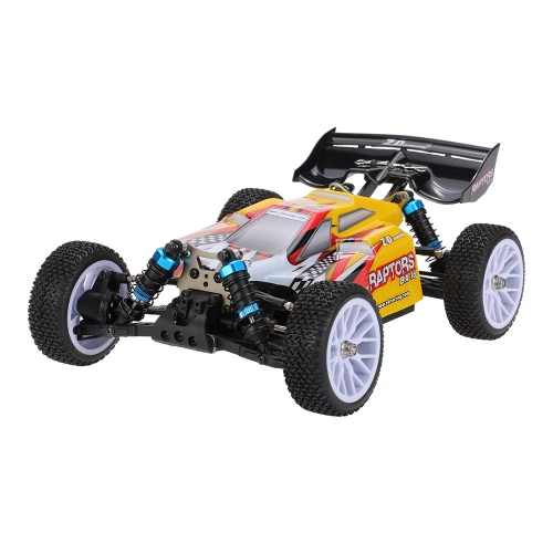Original ZD Racing RAPTORS BX-16 1/16 4WD Electric Brushed RTR Off-road Buggy SUV with 2.4G 3CH Remote Control