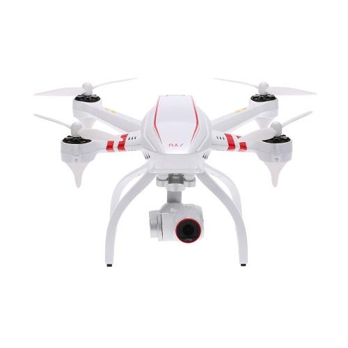 Oryginalny JYU Hornet S 5,8g FPV 120 kilometrów na godzinę Racing Drone z 4K UHD Camera 3-osiowy Gimbal GPS Unosząc RTF RC Quadcopter Aerial Edition