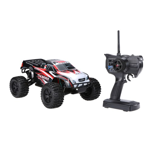 Original-ZD Racing NO.9106 Donner ZMT-10 2,4 GHz 4WD Maßstab 1:10 RTR Brushless Elektro Monster Truck RC Car
