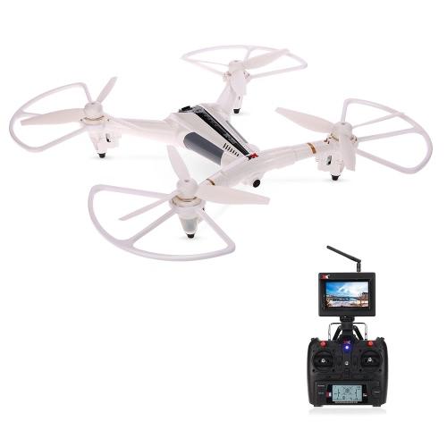 XK X300-F 2.4G 6軸ジャイロ720Pワイルドアングルカメラ5.8G FPVオプティカルフローポジショニングRCクワッドロータードローン