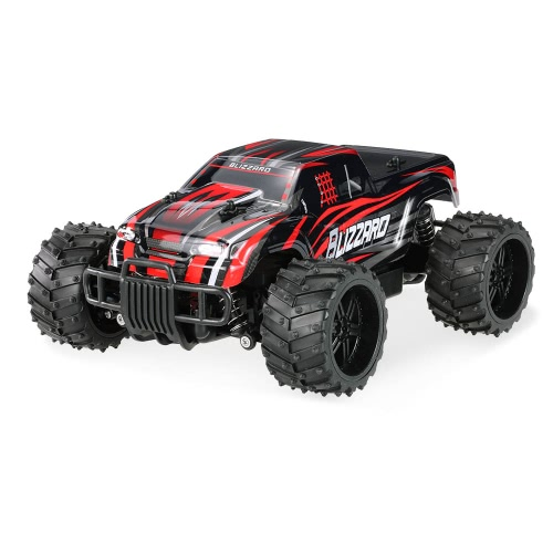 PXtoys S727 27MHz 1/16 20km / h High-Speed ​​Off-Road Monster Truck RC Car