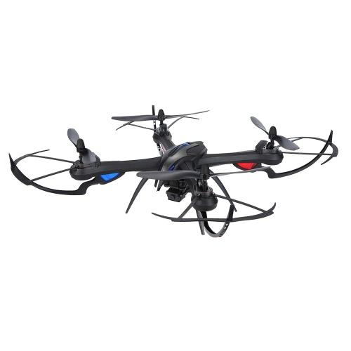 Oryginalny Yizhan iDrone i8h 2.4G 4CH 6 osi żyroskopu 2MP aparat Drone Wysokość Trzymaj RC Quadcopter RTF