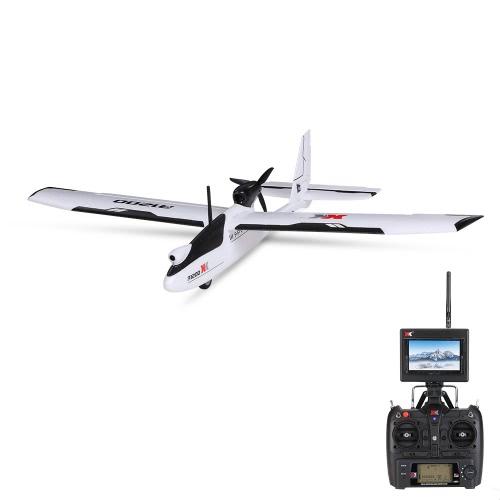 S-FHSS対応オリジナルXK A1200 5.8G FPV 1080P 3D / 6G 1200ミリメートル翼幅固定翼のRC飛行機EPO RTFドローン