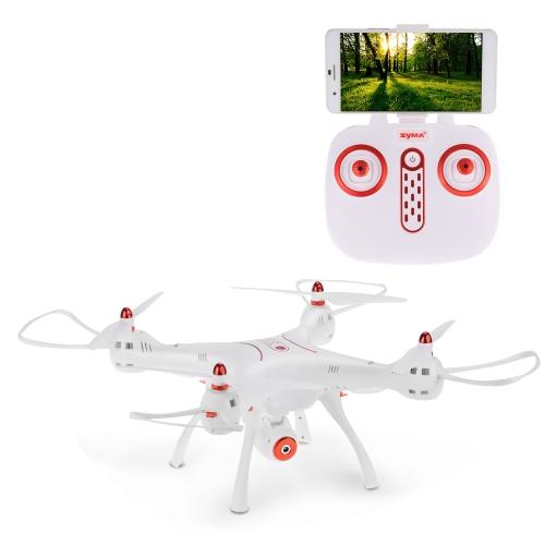 Oryginalny Syma X8SW Wifi FPV 720P HD Camera Drone 2.4G 4CH 6-Axis RC Quadcopter z Barometer Ustaw Wysokość RTF