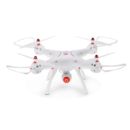 Оригинальный Syma X8SW Wifi FPV 720P HD Camera Drone 2.4G 4CH 6-осевой RC Quadcopter с барометром Высота установки RTF