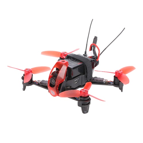 Originale Walkera Rodeo 110 piccolo Micro 5.8G FPV corsa Quadcopter F3 regolatore di volo DEVO 7 Brushless Indoor Drone RTF